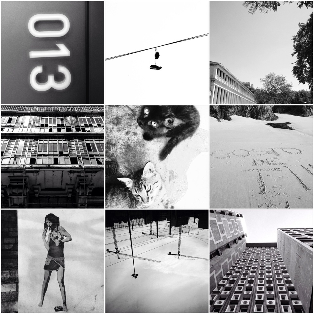 Best of Instagram B&W 2013