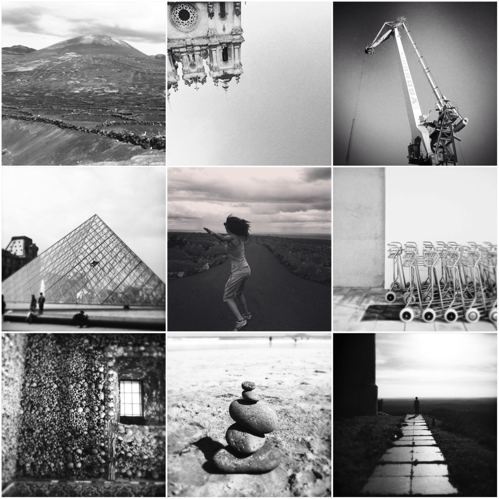 Best of Instagram B&W 2014