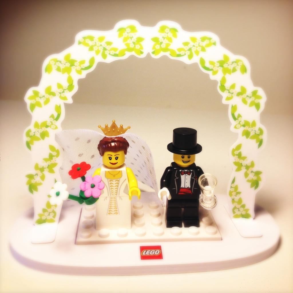 Noivos_Lego
