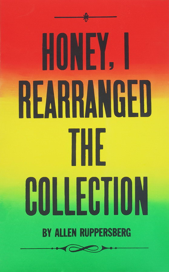 Honey, I rearranged the collection... by artist