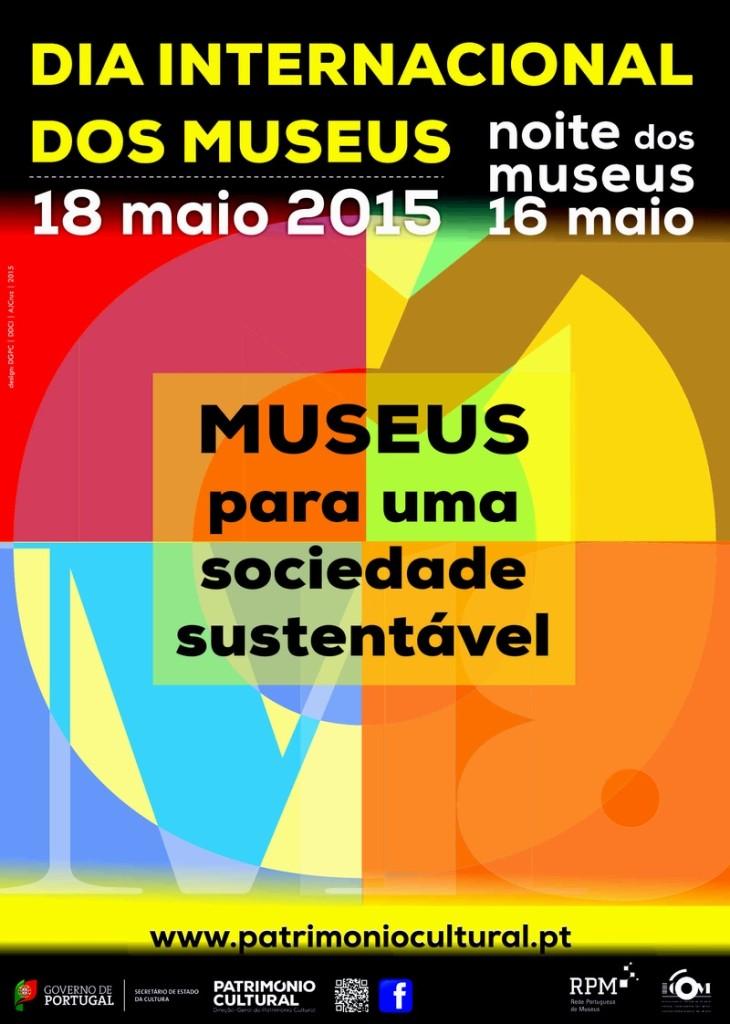 Dia Internacional dos Museus 2015