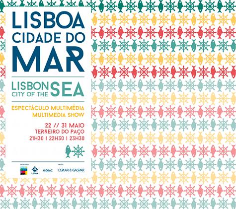 Lisboa, Cidade do Mar