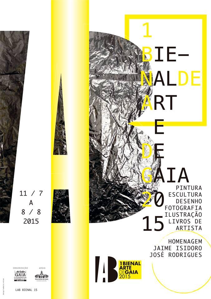 I Bienal Arte Gaia 2015