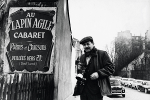 Sam Shaw, Paris, 1960
