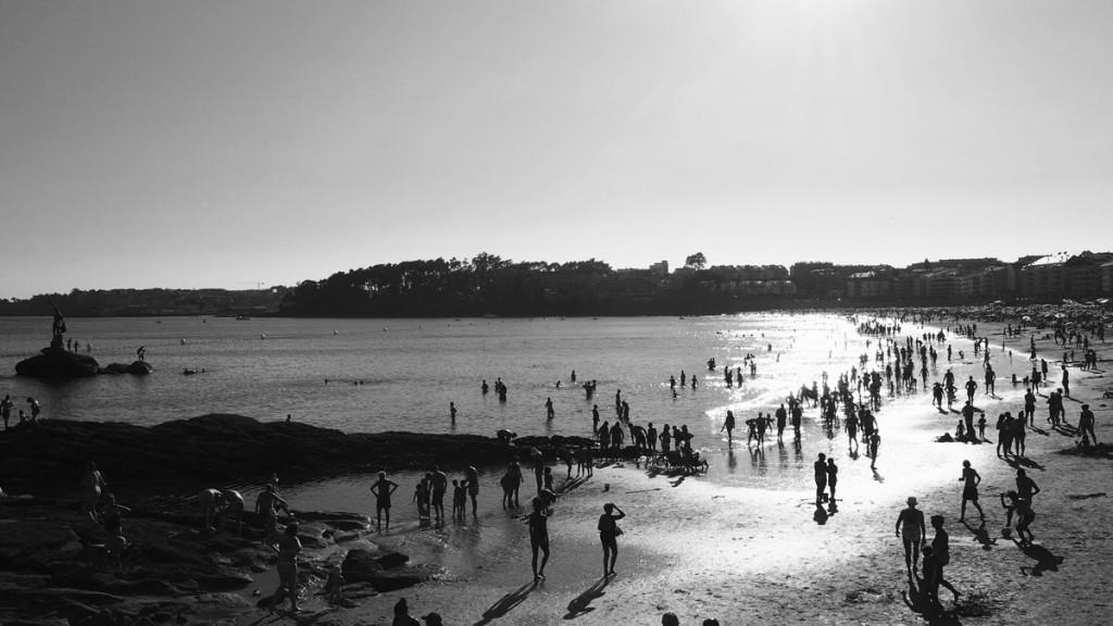 Praia de Sanxenxo