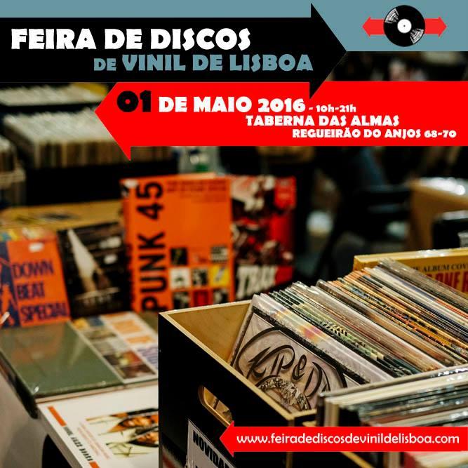Feira de Discos de Vinil de Lisboa 1