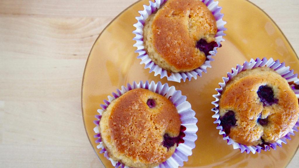Muffins Mirtilos 01