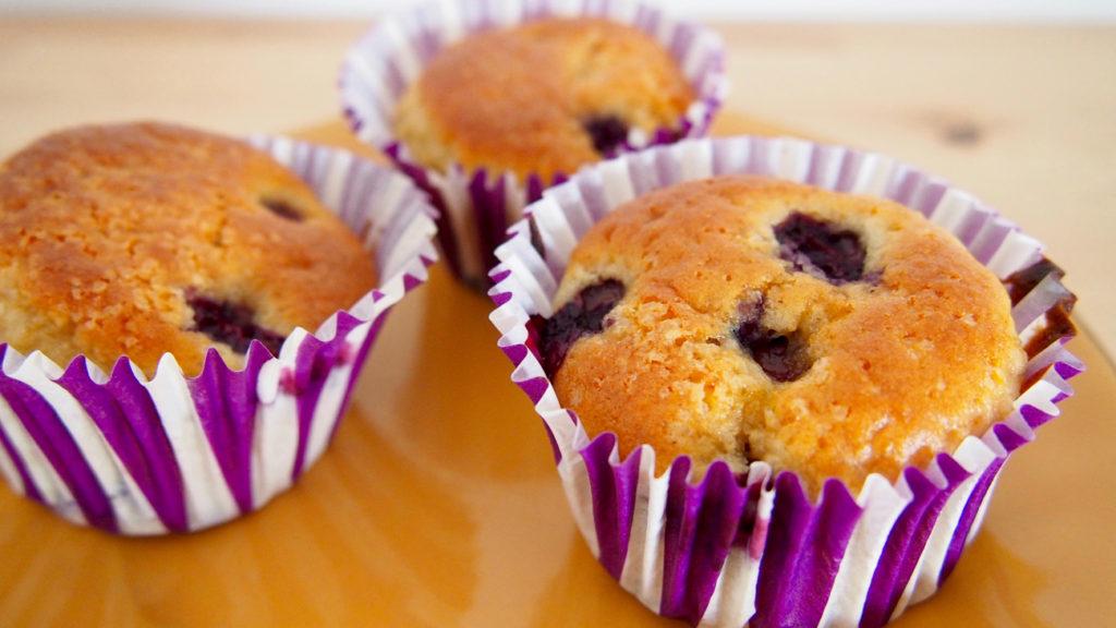 Muffins Mirtilos 02