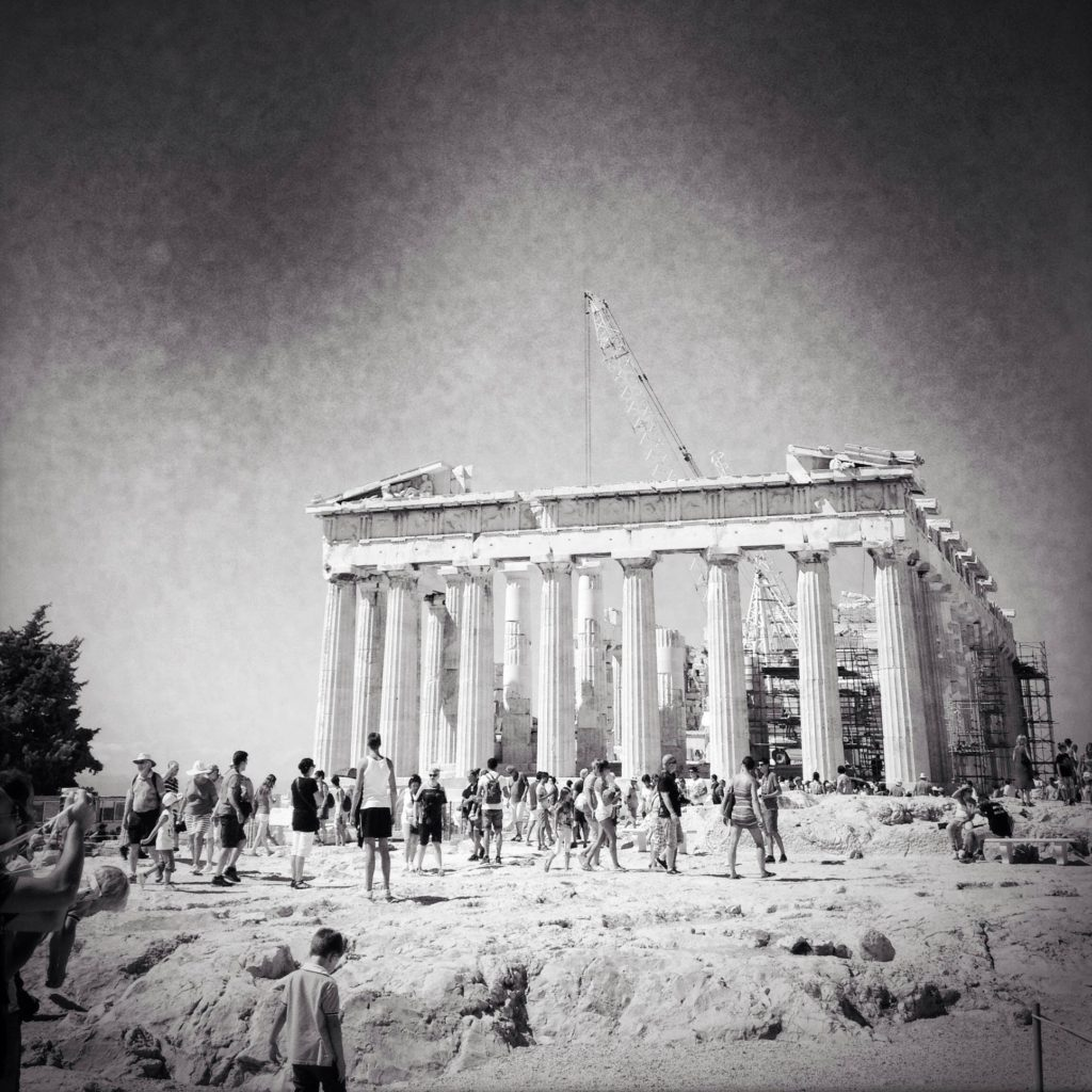 Parthenon, Athens . Greece
