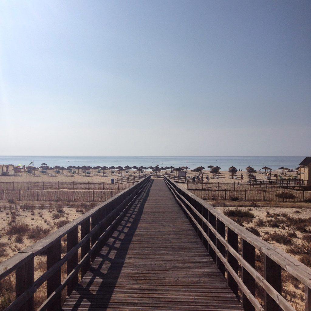 Manta Rota Beach, Algarve_ Portugal