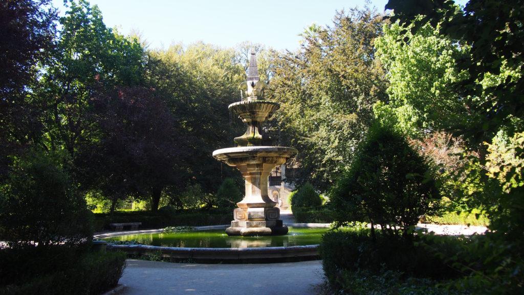 jardim botanico coimbra