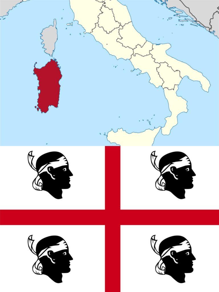 sardenha_bandeira-e-mapa