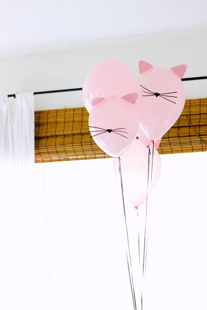 Ballon cat
