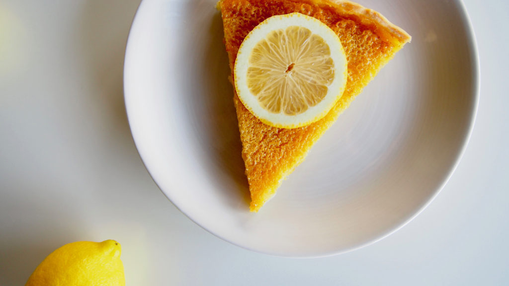 tarte limao