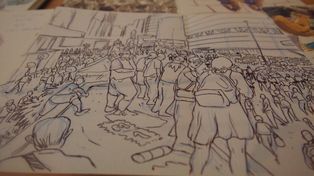 World Sketching Tour 011
