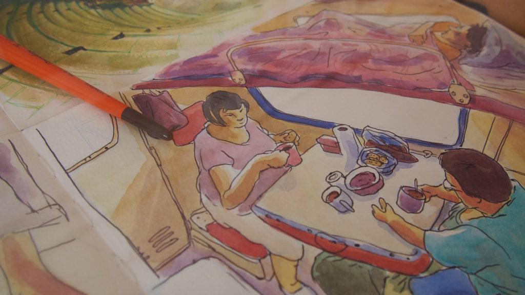 World Sketching Tour 012