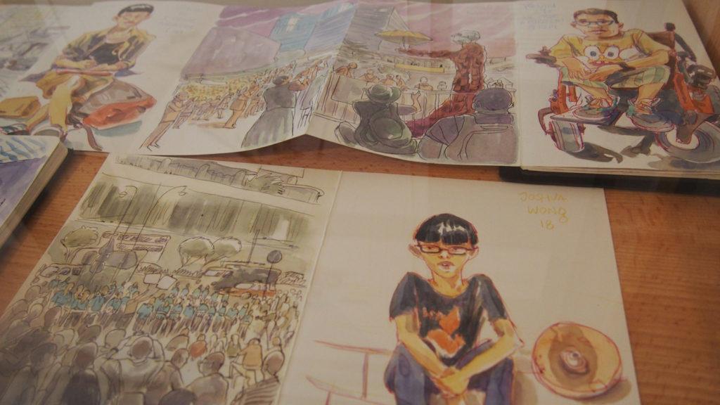 World Sketching Tour 014
