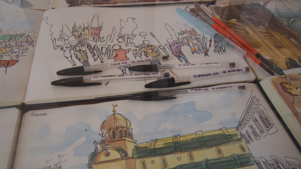 World Sketching Tour 02