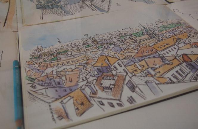 World Sketching Tour 04