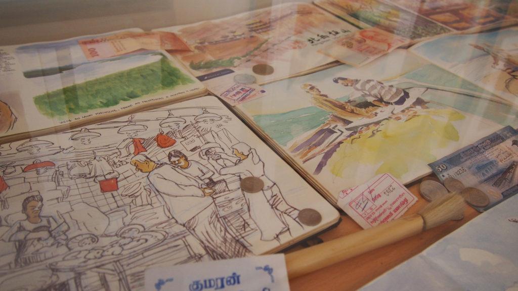 World Sketching Tour 07